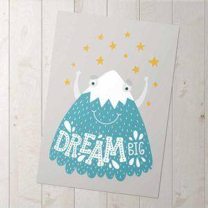 dream big poszter